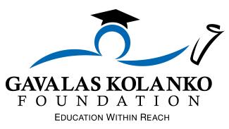 GAVALAS KOLANKO FOUNDATION
